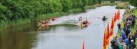 Drakenbootrace op de Toolenburgerplas